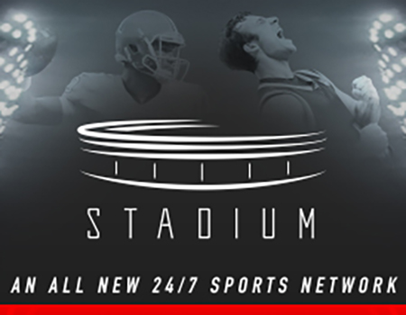 Now Available! Stadium TV