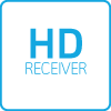 HD receiver equipment with CFU TV
