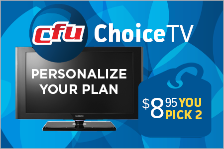 Personalize your TV Plan