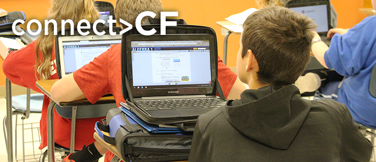 connect CF student internet access