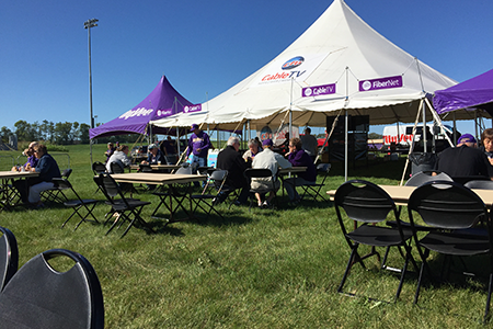 Visit the Panther FanZone This Fall