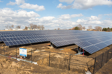 Simple Solar Construction Wrapping Up and Open House Announced